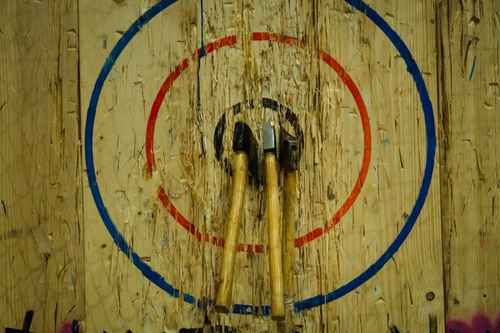 ax throwing