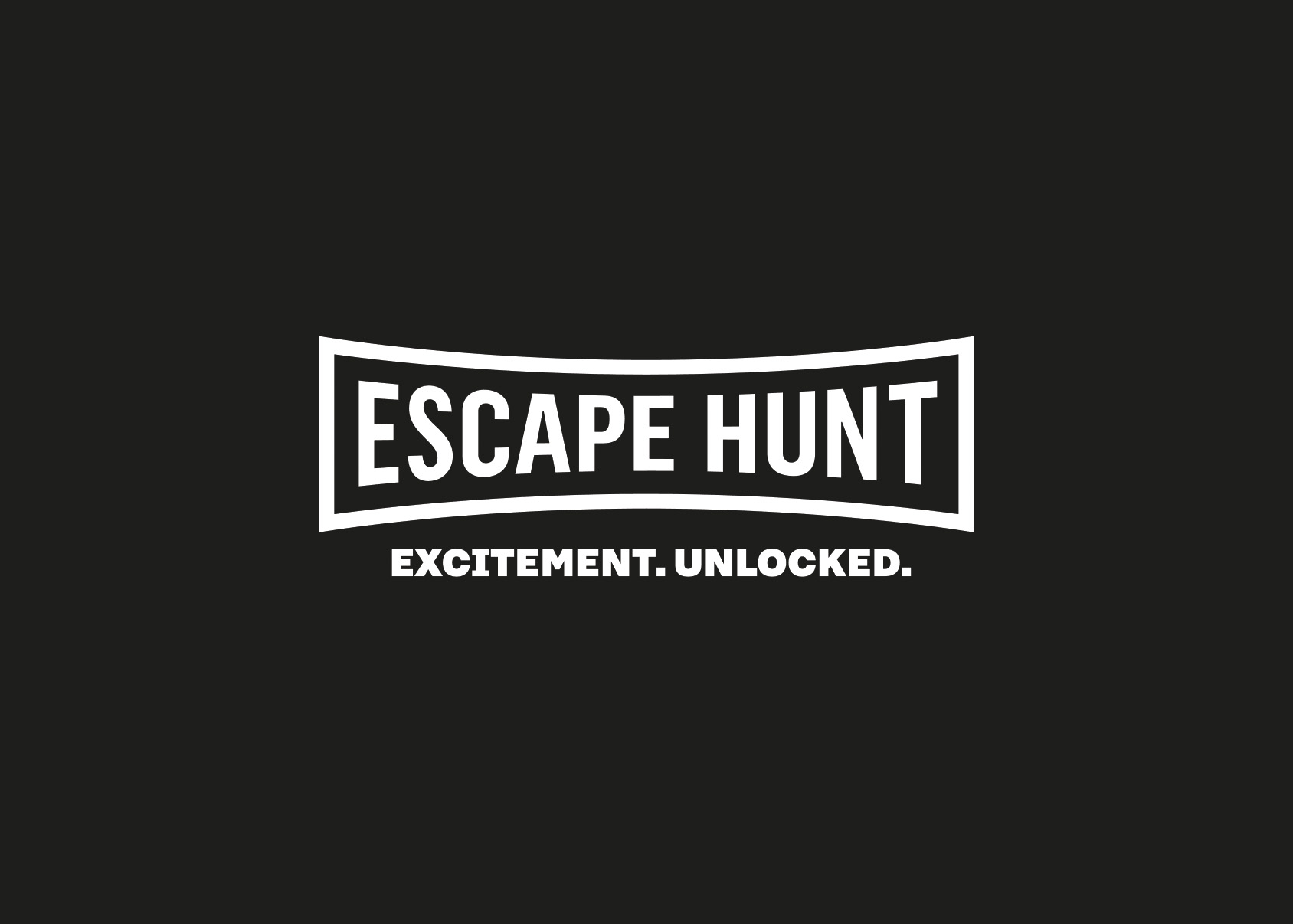 escape hunt black branding