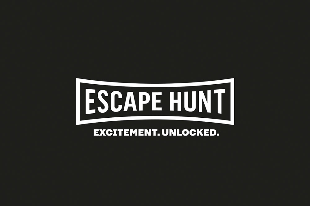 escape hunt black branding